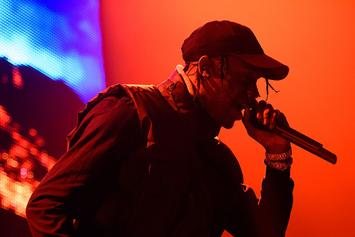 Travis Scott Previews Dope New Track On Snapchat