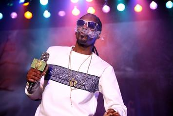 Snoop Dogg Promises To Roast The First Black Performer To Entertain Trump