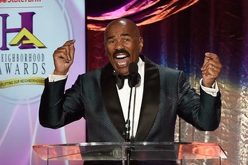 Steve Harvey Gets Trashed On Twitter For Saying Women Don't Like Asian Men