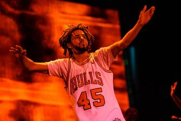 "J. Cole's ""4 Your Eyez Only"" Officially Goes Gold"