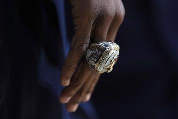 See The Insane Craftmanship Behind Making The Cleveland Cavaliers Championship Rings
