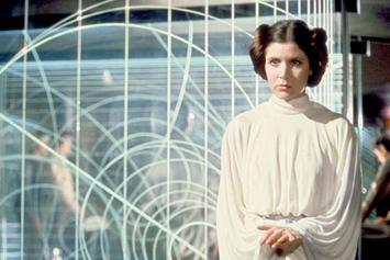 "Disney Promises Not To CGI Carrie Fisher In New ""Star Wars"" Movies"