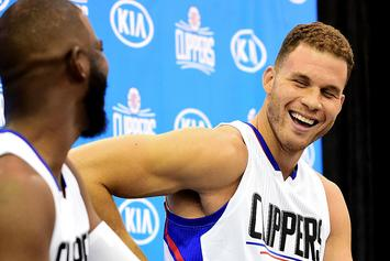 """Blake Griffin Reportedly Working On A """"White Men Can't Jump"""" Remake"""