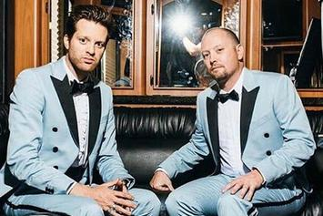 """Stream Mayer Hawthorne & Jake One's Funky """"Fux With The Tux"""" EP"""