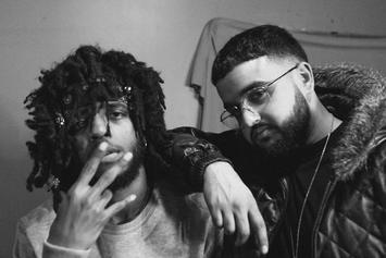 The Weeknd Is Hanging Out With 6lack & Nav