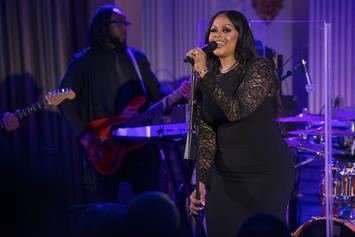 Chrisette Michele Says Her Family Has Disowned Her For Performing At Inauguration