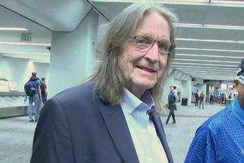 Former Drug Smuggler George Jung Headed Back To Prison