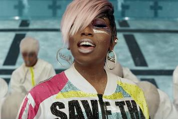 "Missy Elliott Feat. Lamb ""I'm Better"" Video"