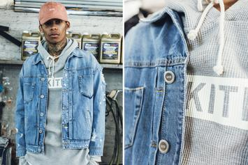 Kith's 2017 Spring/Summer Collection Is All About The Denim