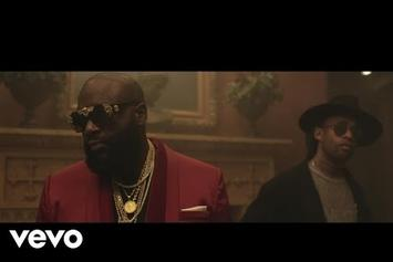"Rick Ross Feat. Ty Dolla $ign ""I Think She Like Me"" Video"