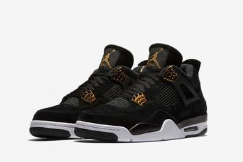 """Royalty"" Air Jordan 4s And Other Sneaker Releases To Know This Week"
