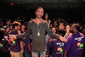 "Big Sean Previews ""No Favors"" Featuring Eminem To A Gathering In Detroit"