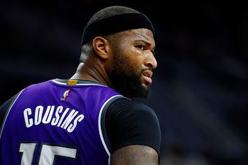 DeMarcus Cousins Facing Suspension For Shoving Bulls Assistant Coach