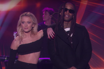 "Watch Zara Larsson & Ty Dolla $ign Perform ""So Good"" On Ellen"