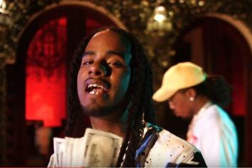 "Born Feat. Quavo ""Hot Topic"" Video"