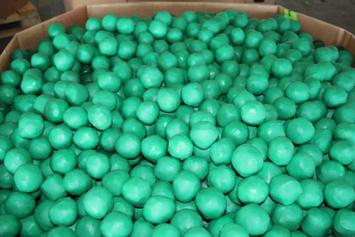 Border Officials Seize Almost Two Tons Of Weed Found In Fake Limes