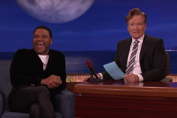 Anthony Anderson Says He Learned How To Eat P*ssy From His Mom