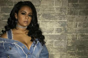 "Bibi Bourelly Slays ""Ballin"" On James Corden"