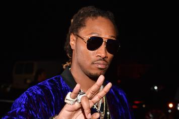 First Week Sales Projections For Future's New Album