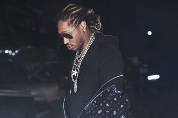 """Future Confirms New Album """"HNDRXX"""" Dropping This Friday"""