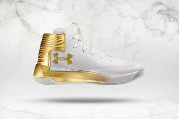 Under Armour Unveils Steph Curry's Playoff Shoe, The Curry 3Zer0