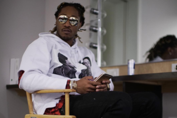 "Future Says ""There Is No Third Album"""