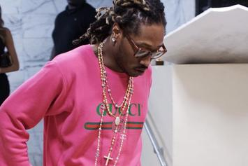 Future Becomes First Artist To Earn Back-To-Back No. 1 Album Debuts