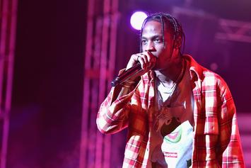"Travis Scott Announces ""Birds Eye View"" Tour"