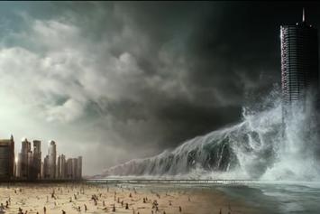 "Watch The Teaser For ""Geostorm"" Another End-Of-The-World Movie"