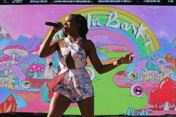 Azealia Banks Attacked Her Sister With A Box Cutter In 2009