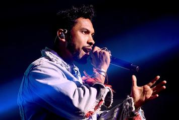 Miguel Accused Of Pulling Fan's Breast Out Of Her Shirt