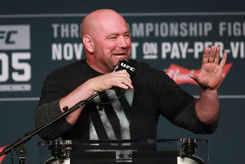 UFC's Dana White Now Believes Mayweather vs. McGregor Fight Will Happen