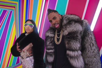 "Jason Derulo Feat. Nicki Minaj, Ty Dolla $ign ""Swalla"" Video"