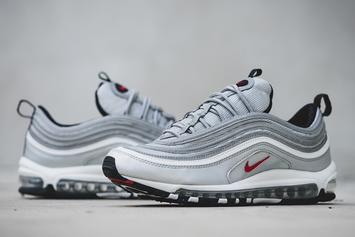 """Silver Bullet"" Nike Air Max 97s Will Be Releasing Once Again In April"