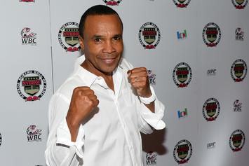 Sugar Ray Leonard Says Conor McGregor Won't Last One Round With Floyd Mayweather