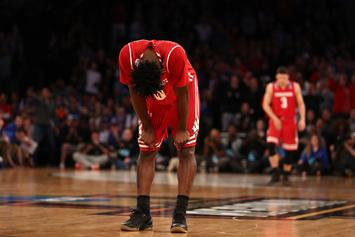 Florida Defeats Wisconsin On Improbable OT Buzzer-Beater