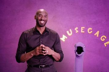 """Kobe Bryant Debuts New Animated Series """"Canvas City: Musecage"""""""