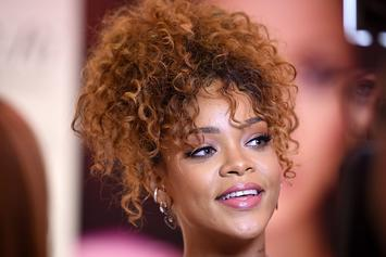 Rihanna To Be Honored At Parsons School of Design Benefit