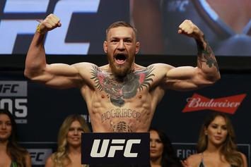 Conor McGregor's Coach Explains How The UFC Champ Is Preparing For Mayweather