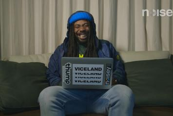 """D.R.A.M. Responds To Youtube Comments On """"Broccoli"""""""