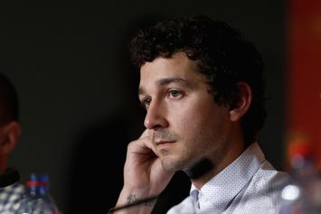 "Shia LaBeouf Gets Into Fight With ""Racist"" Bartender Who Won't Serve Him French Fries"