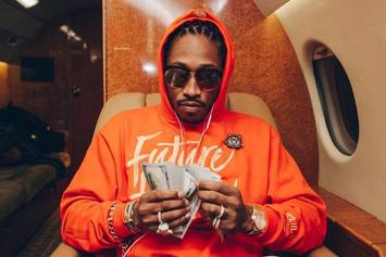 "Future's ""Mask Off"" Goes Gold"