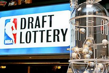 NBA Draft Odds For Each Team In The Lottery