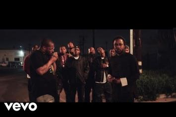 "Kendrick Lamar ""DNA"" Video"