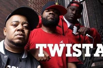 """Twista Spits A Verse From """"Back To Basics"""" EP"""