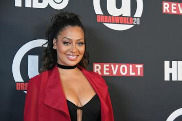 "Report: Carmelo And La La Anthony ""Absolutely"" Getting A Divorce"