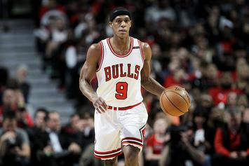 Rajon Rondo Ruled Out Indefinitely