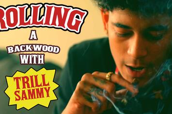 How To Roll A Backwoods With Trill Sammy
