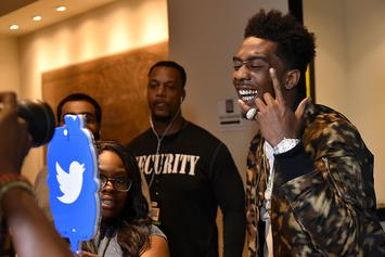 "Desiigner Tweets ""Fuck NY Radio"" & Deletes It"