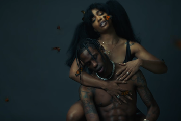 "SZA Feat. Travis Scott ""Love Galore"" Video"
